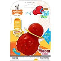 Nylabone Stuffable Chew Toy Strong Rubber Dog Toy Deals