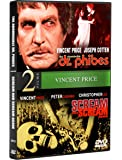 The Abominable Dr. Phibes / Scream & Scream Again (Vincent Price)