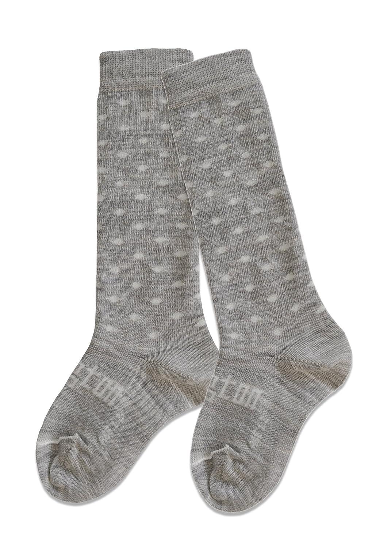 Kids Premium Merino Wool Knee-High Socks LAMINGTON