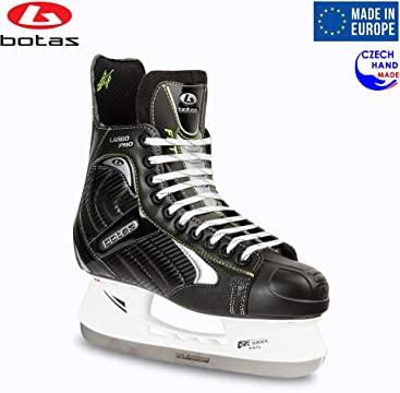 Botas - Largo 571 PRO - Mens Ice Hockey Skates | Made in Europe (Czech