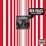 Ben Folds Nick Hornby Lonely Avenue Amazon Com Music