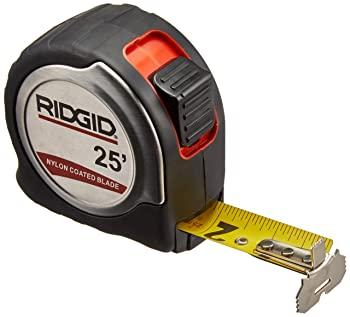 RIDGID 25FT Tape Measure