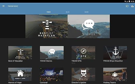 Amazon com: YWAM Mazatlan: Appstore for Android
