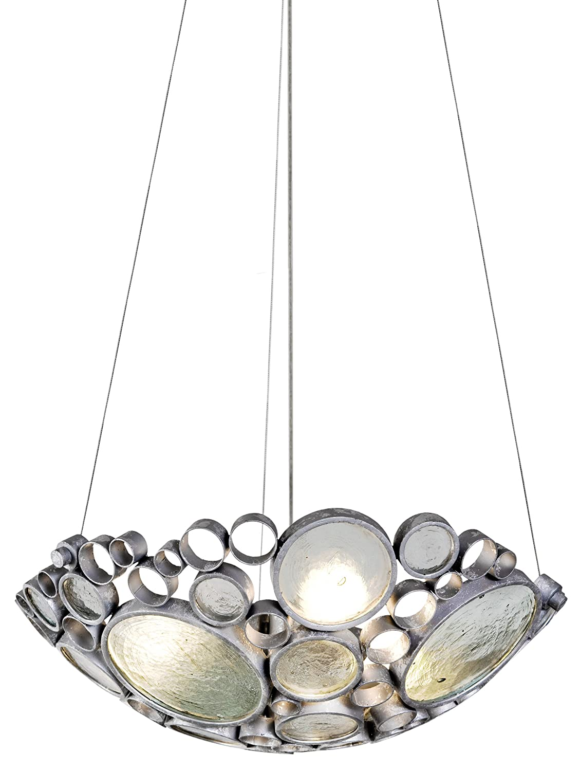 varaluz pnv fascination collection light pendant nevada  - varaluz pnv fascination collection light pendant nevada finish withrecycled green bottle glass inch by inch  ceiling pendant fixtures
