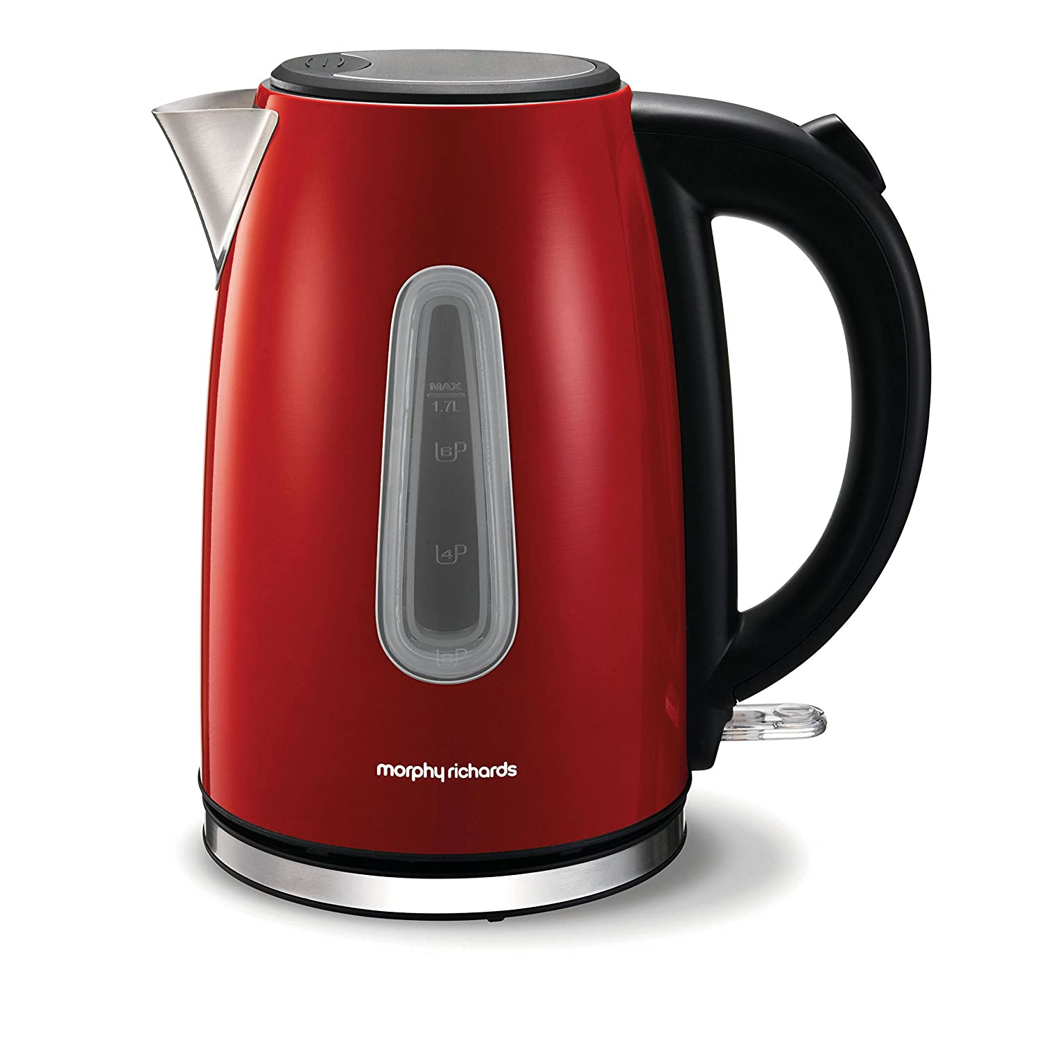 Morphy Richards Equip Jug Kettle 102775 Electric Kettle - Black Morphy Richards Kettle