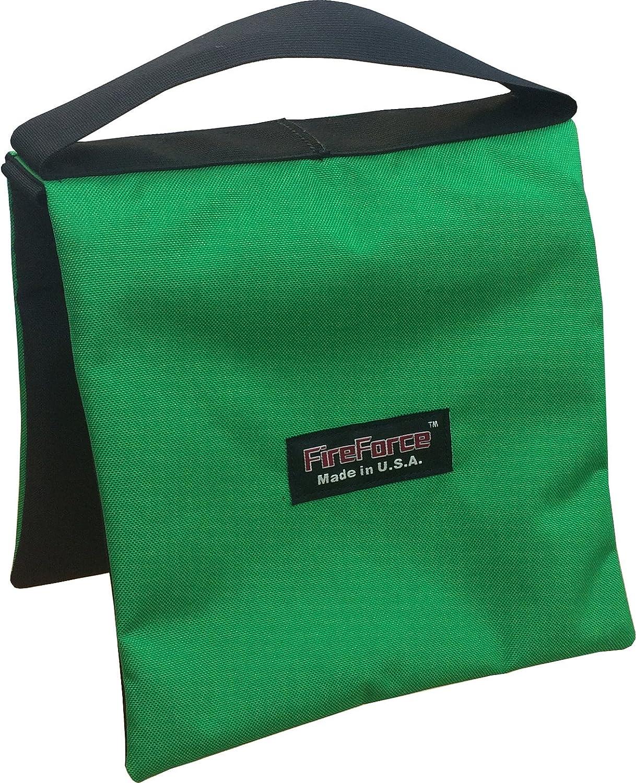 Empty Fire Force Studio Tripod Light Stand Sandbag 20 lb Kelly Green Color