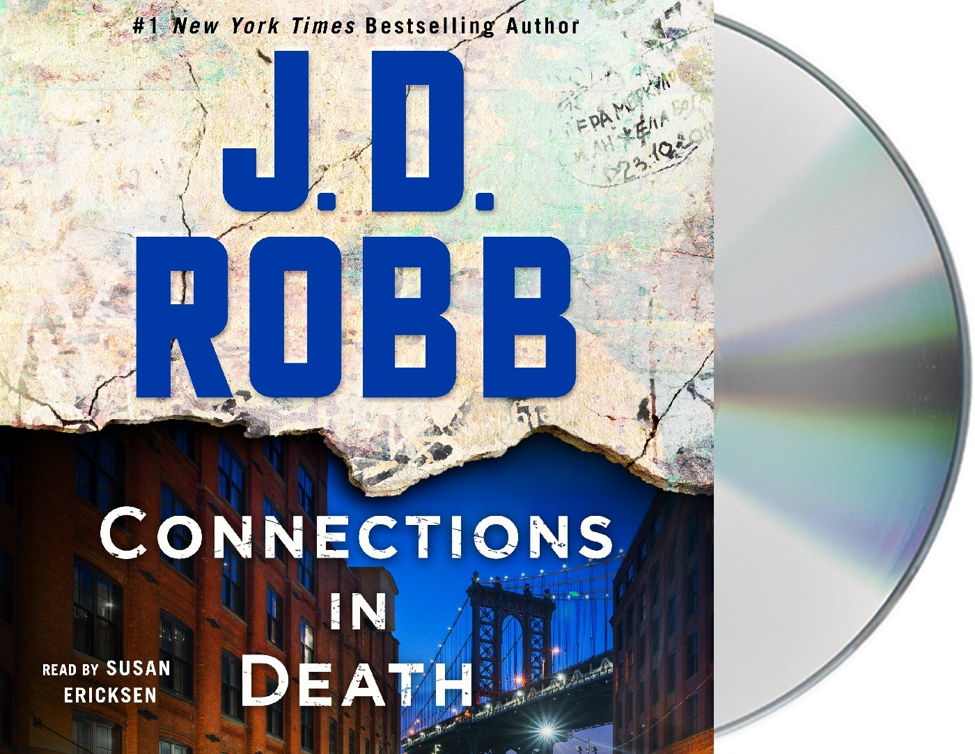 Connections in Death: An Eve Dallas Novel (In Death, Book 48) by Macmillan Audio