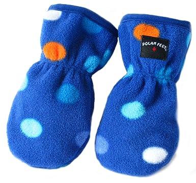 6f998dd12 Amazon.com  Polar Feet Fleece Baby Thumbless Mittens