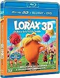 Lorax En Busca De La Trúfula Perdida (Bd Combo + Bd 3D) [Blu-ray]