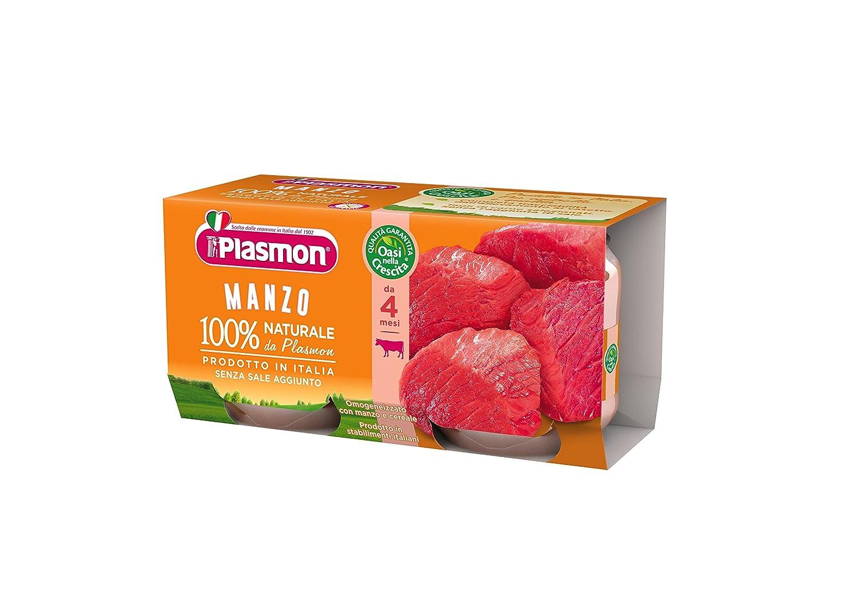 Plasmon Beef Meal Puree (2x80g)
