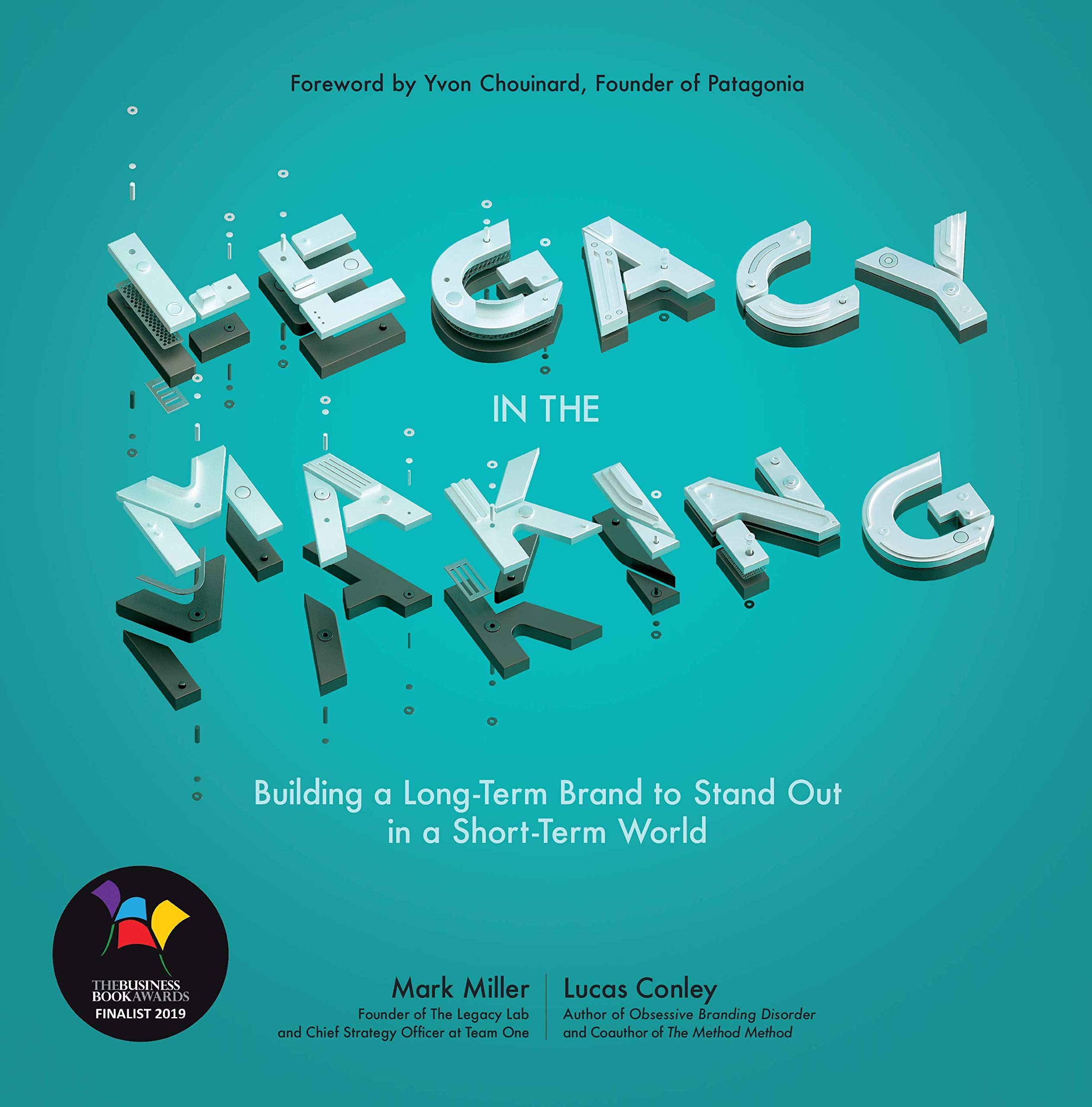 dc96111a967 Legacy in the Making: Building a Long-Term Brand to Stand Out in a ...