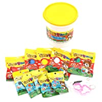 Donerland Honey Clay Honey Pack Set (50g x 5 Colors + 10g 5 Colors)