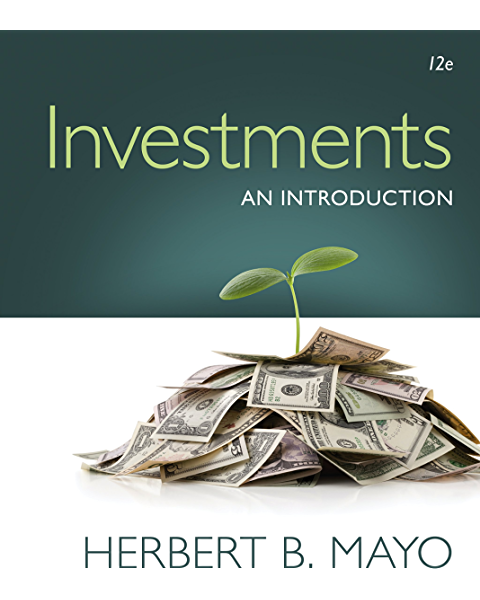 Chapter 6 from ebook investments an introduction by herbert putnam investments chief information officer