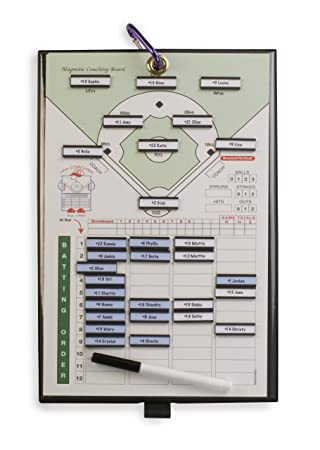 Amazon.Com : Athletic Specialties Coacher Magnetic Baseball Line