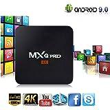 MXQ Pro 4K Android 9.0 TV Box