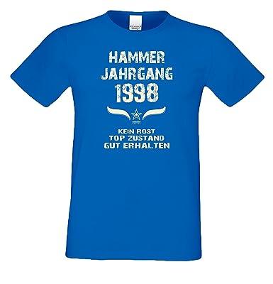 Geburtstags Herren T-Shirt Jahrgang 2005 Geschenk Zum 20. Geburtstag Auch  in Übergrößen 3XL