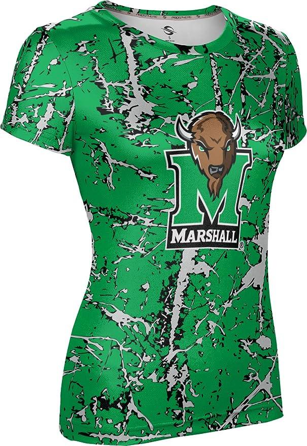 ProSphere Marshall University Mens Performance T-Shirt Distressed