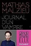 Journal d'un vampire en pyjama - Grand Prix des Lectrices Elle 2017 - Document