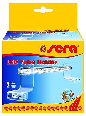 Fische & Aquarien UnabhäNgig Sera Led Tube Holder Clear Acrylglashalterung Für X-change Tubes Haustierbedarf