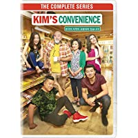 Kim's Convenience: The Complete Series [DVD]