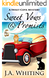 Sweet Vows and Promises (A Sweet Cove Mystery Book 10) (English Edition)