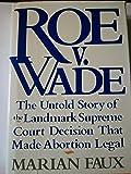 Roe Versus Wade