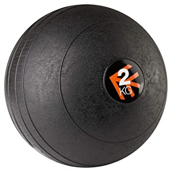 e52369573 Mirafit Black Non Bounce Slam Ball - Choice of Weight  Amazon.co.uk ...