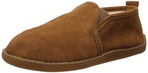 Minnetonka Pile Lined Romeo Slipper, Mocasines para Hombre: Amazon.es: Zapatos y complementos