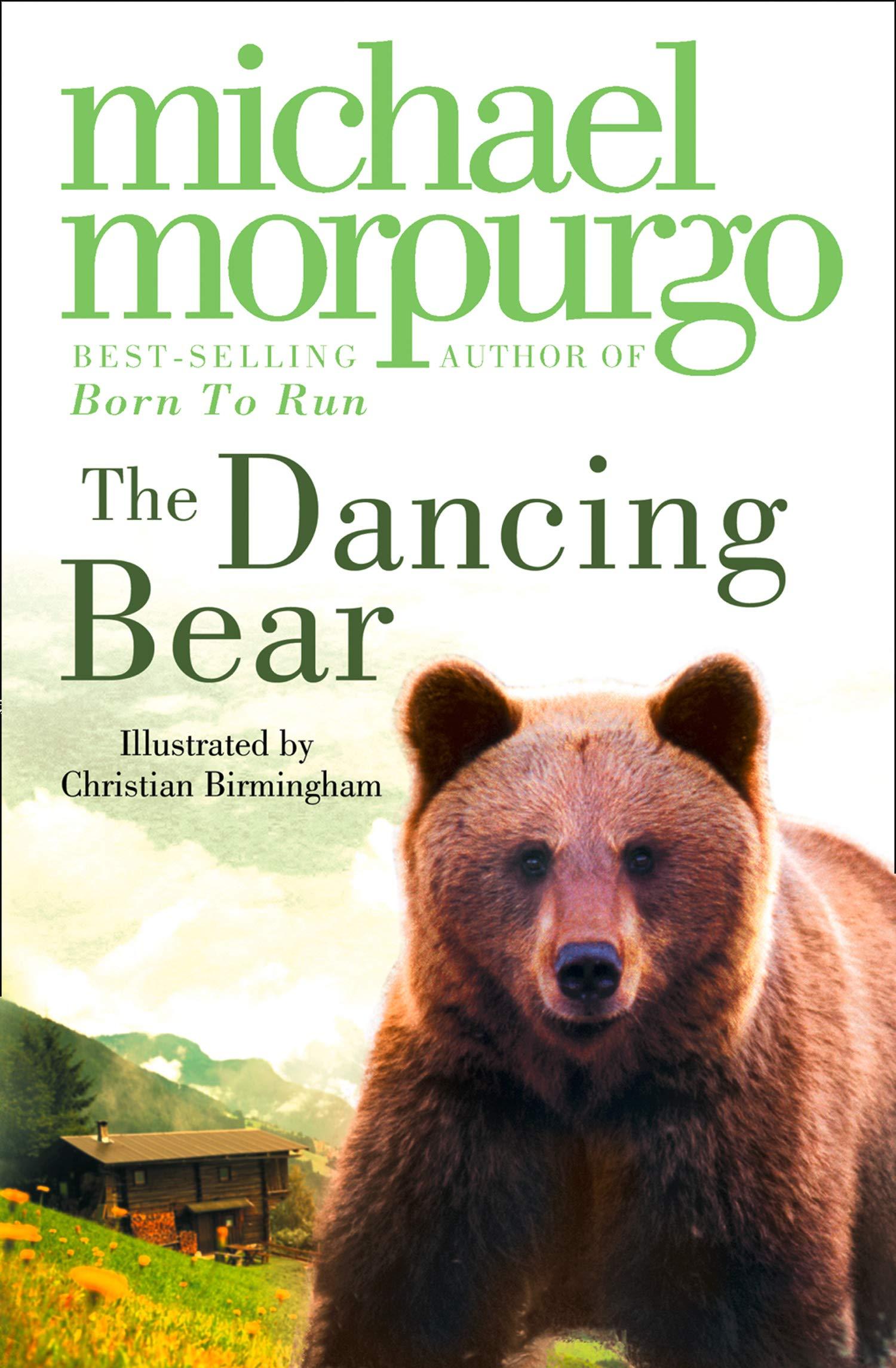 The Dancing Bear (Young Lion Storybook S) : Morpurgo, Michael:  Amazon.co.uk: Books