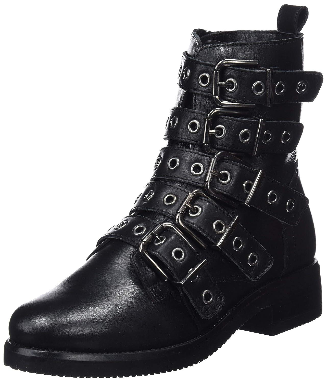 Schwarz (Nvbk 001) Musse   Cloud Damen Jimmy Kurzschaft Stiefel  jetzt bestellen
