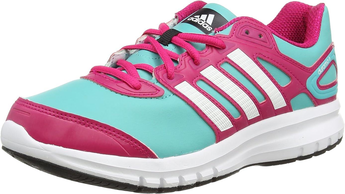 adidas Duramo 6 Syn K - Zapatillas para niño, Color Azul/Rosa, Talla 37 1/3: Amazon.es: Zapatos y complementos