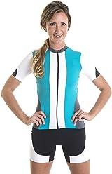 Alii Lifestyle Women s Mila Short Sleeve Jersey 1d2f38c5c