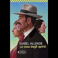 La casa degli spiriti (Italian Edition)