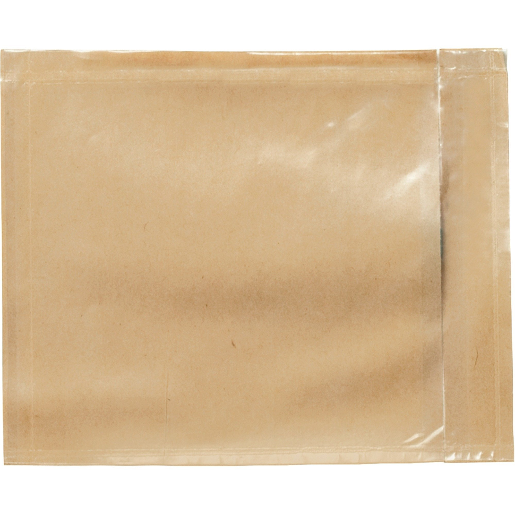 3M Plain Back Loading Packing List Envelope, 5-1/2 x 4-1/2, 1000/Box (NP1)