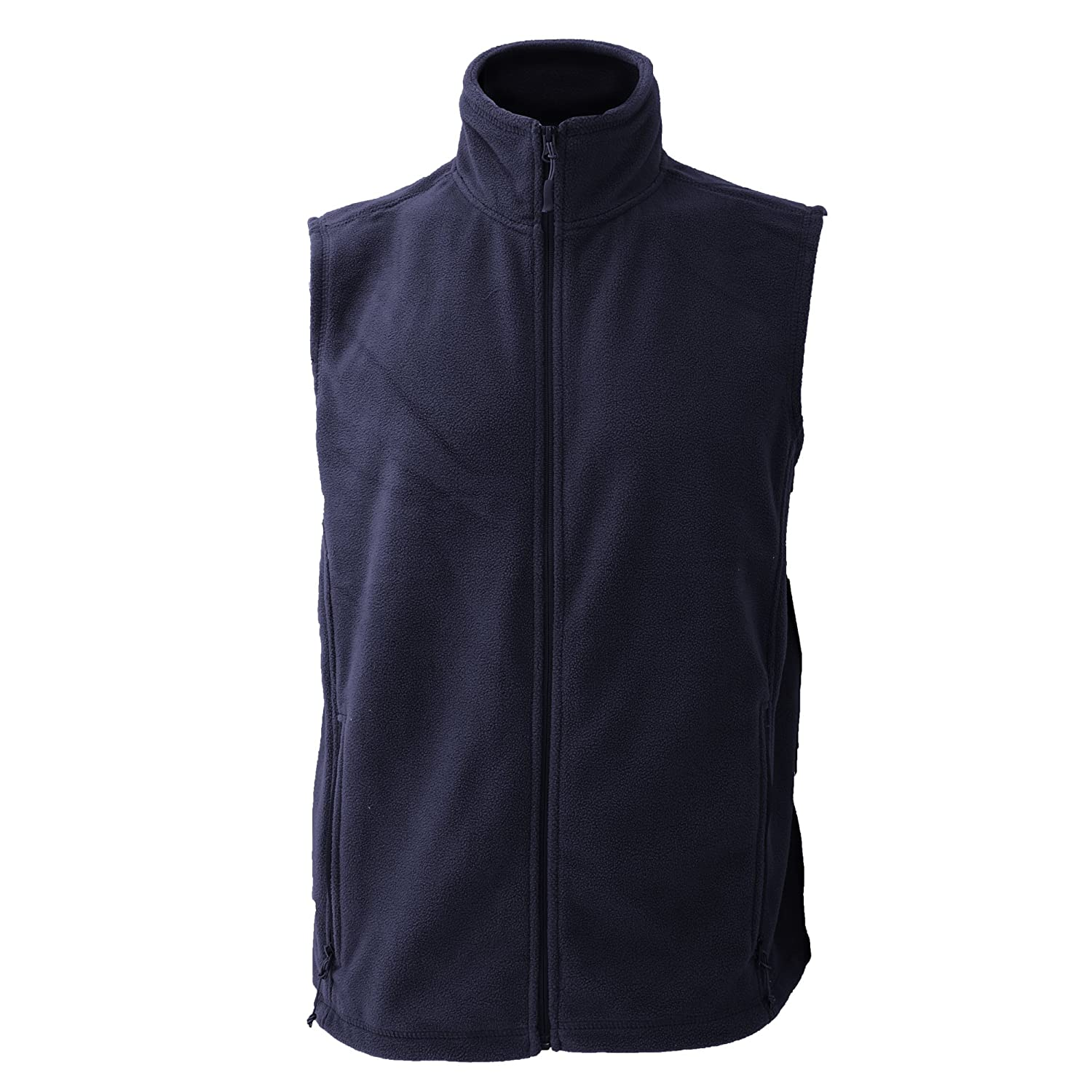 Russell Jerzees Colours Gilet polaire sans manches Homme