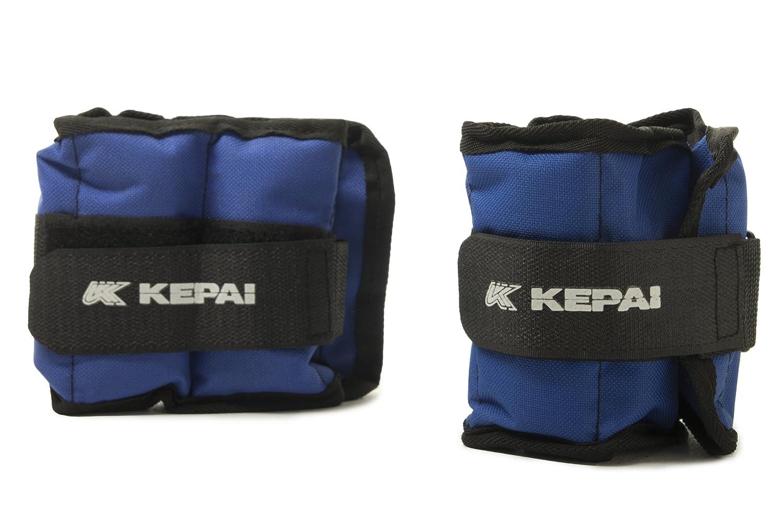 FA Sports 415 Lestes chevilles et poignets Kepai Sports Sandbag Kl-2602 28 x 12 x 1cm (Bleu/noir)