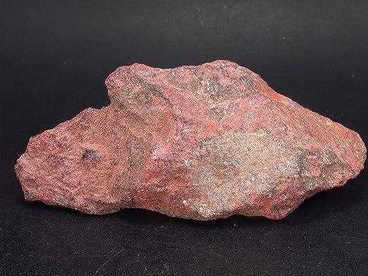 Raro rojo cinabrio cinabar pieza de España – 6,8 cm: Amazon.es: Hogar