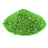 AsianHobbyCrafts Glitter Sparkle Powder: 100gms Pack (Green)