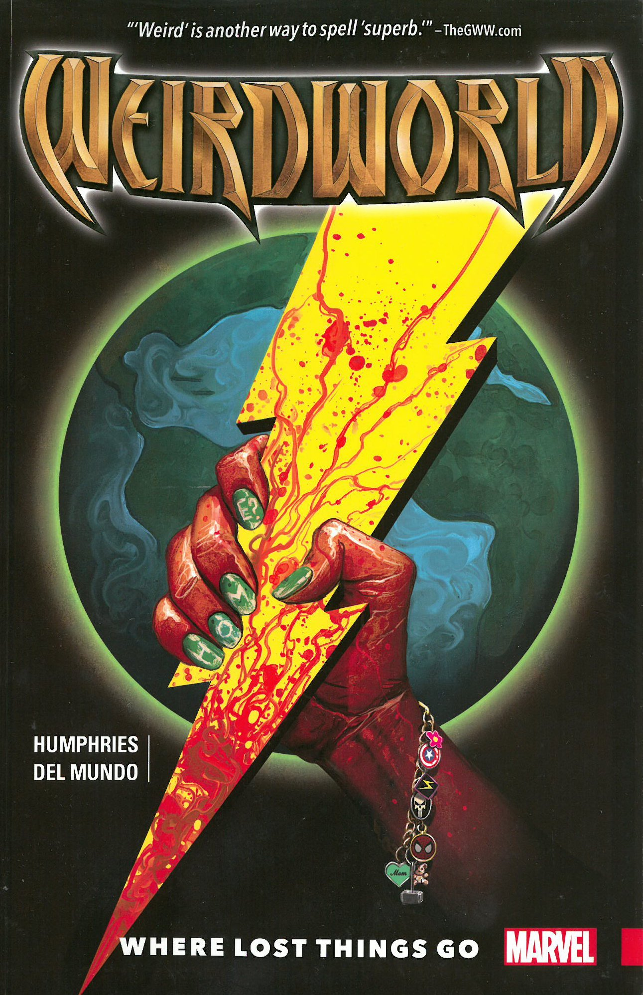 Download Weirdworld Vol. 1: Where Lost Things Go pdf epub