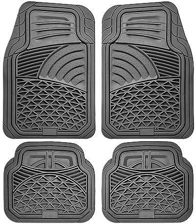 OxGord Tactical All-Weather Rubber Floor-Mats