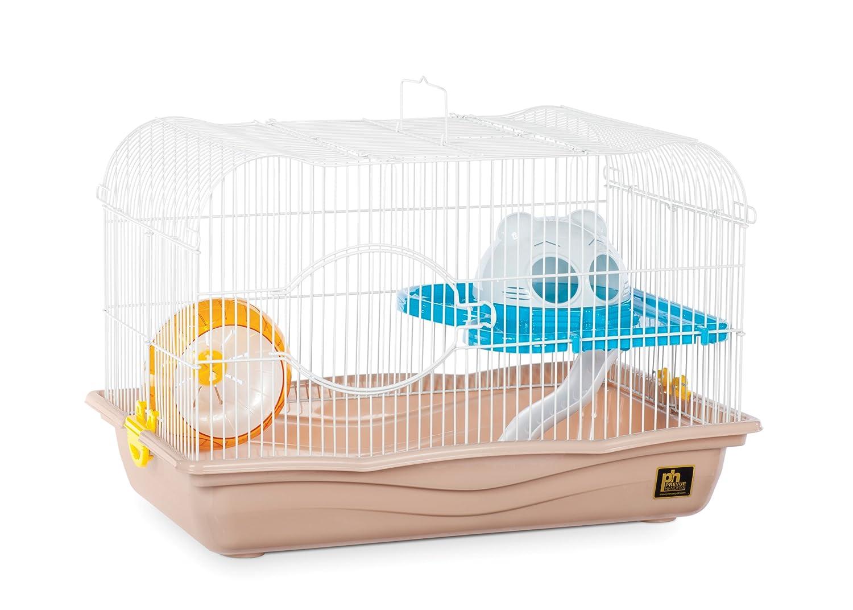 Beige LG Beige LG Prevue Pet Products SP2005BG Large Hamster Haven Beige