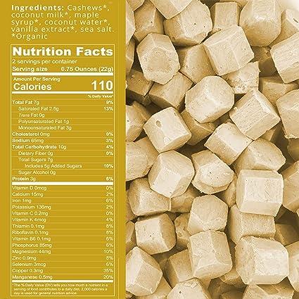 Seva Foods Paquete de 2 Helados orgánicos de Vainilla y Fresa Space Ice Kream (Helado seco congelado), 3 oz de Peso Total – 20 Piezas