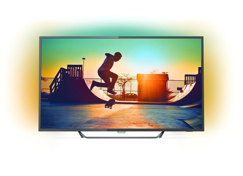 Philips 6000 series 4K Ultra-Slim Smart LED TV