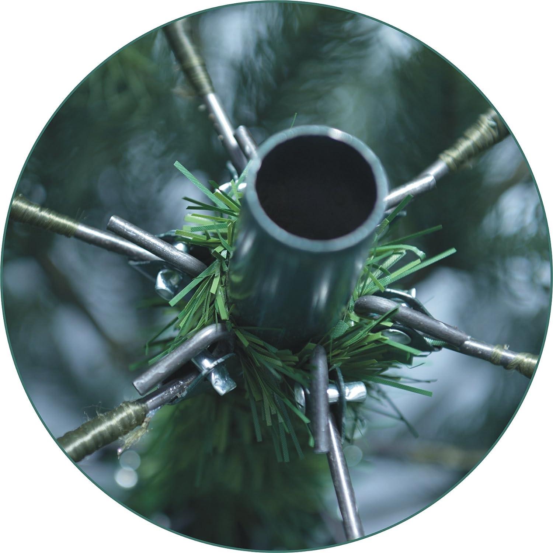 Xenotec PE- Weihnachtsbaum künstlich ca. ca. ca. 120 cm hoch mit 118 LED- warmweißes Licht- Das Original B07GWLYTJJ Künstliche Weihnachtsbume ac438e