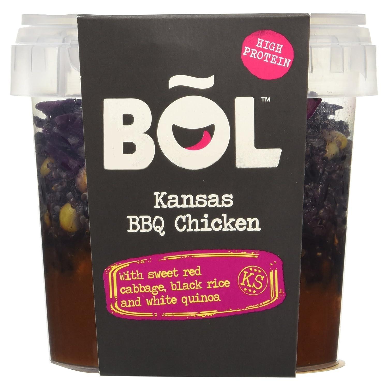 Bbq Bol Com.Bol Foods Kansas Bbq Chicken 380g Amazon Co Uk Grocery