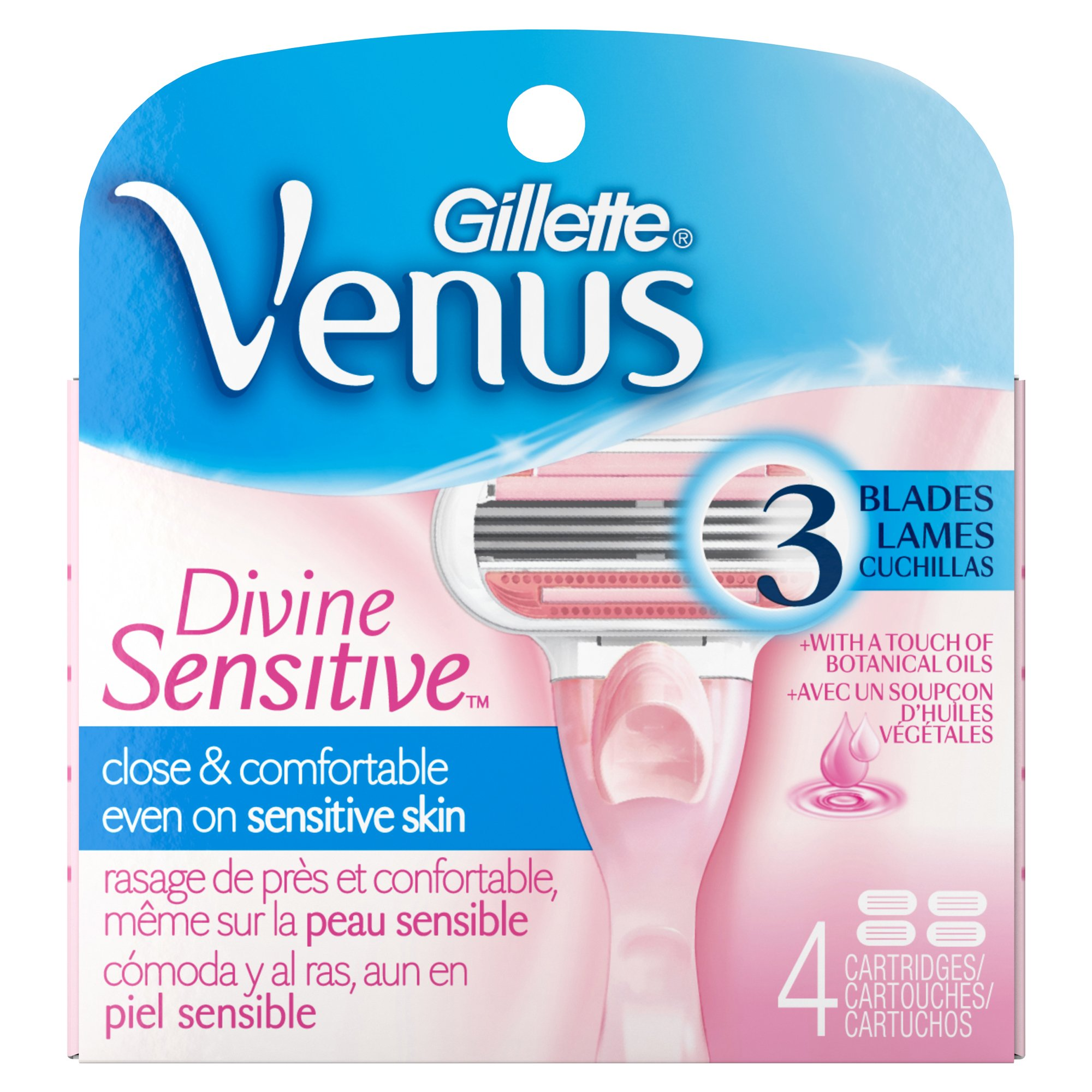 Amazon.com: Gillette Venus Razor and Refill: Beauty