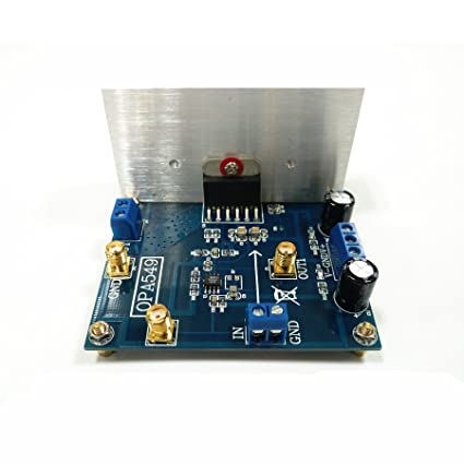 Amazon com: Taidacent OPA549 Audio Power Amplifier 8A