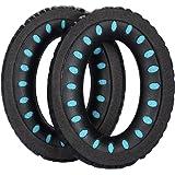 BlueFire 2個セット Bose Quietcomfort 2専用 交換用パッド イヤパッド 2/ 15/ 25, Ae2, Ae2iに対応