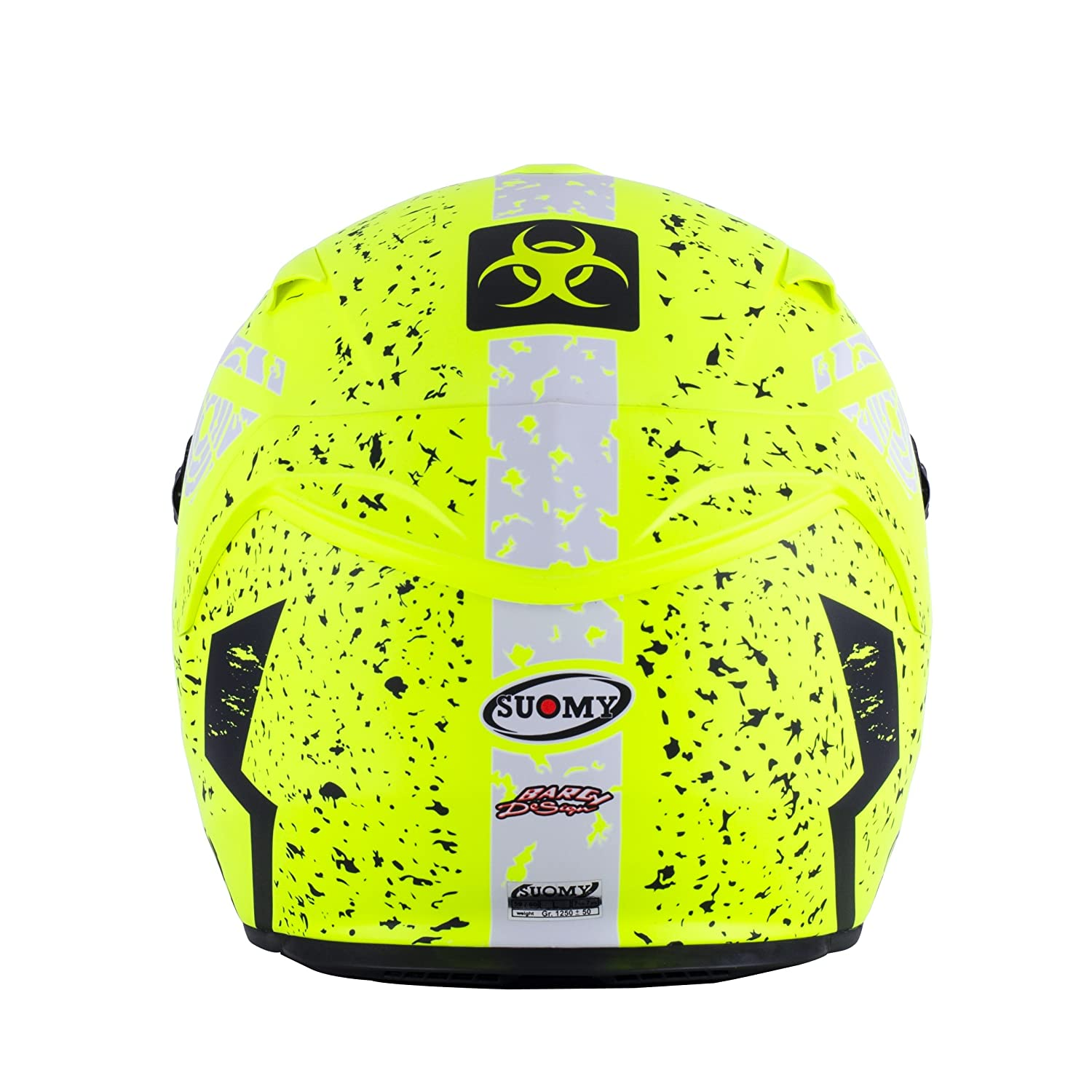 Casco Sr-Sport Suomy Multicolore Stars Orange S