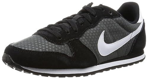 Nike 644451, Zapatillas para Mujer, Negro (Black/White-Anthracite 012), 38 EU